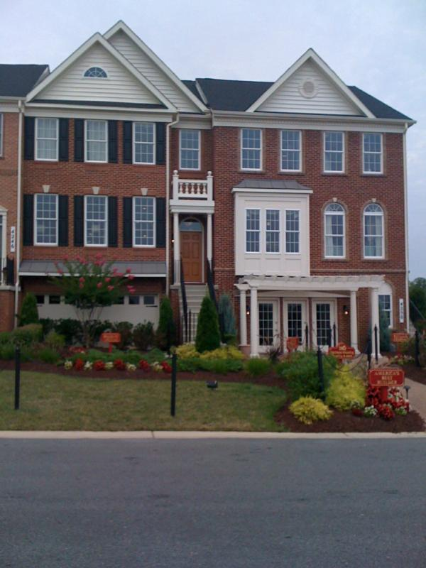 Luxury townhome plans floor plans for Luxury townhomes for sale