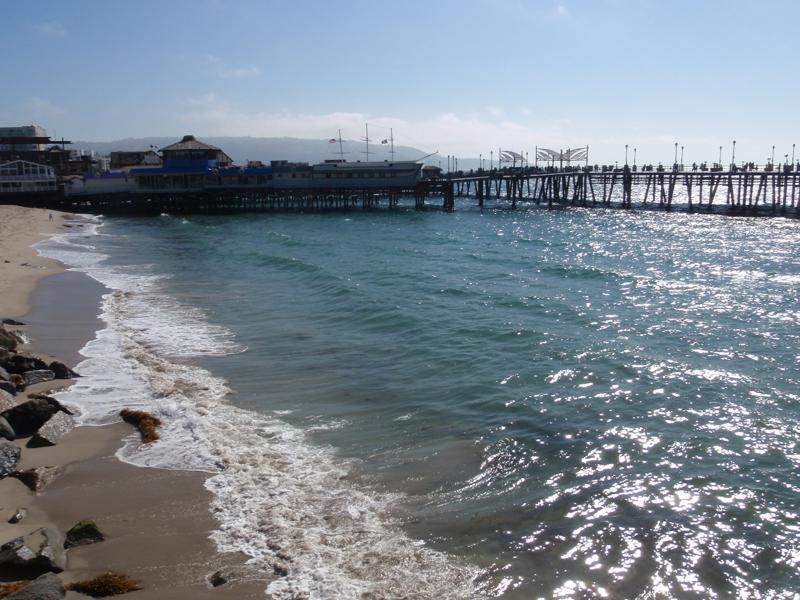 King Harbor Pier Redondo Beach CA