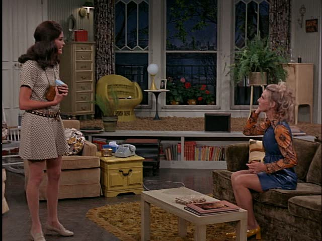 Mary Richards Apartment