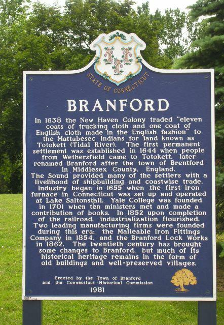 Branford Condos Real Estate Market Report December 2009