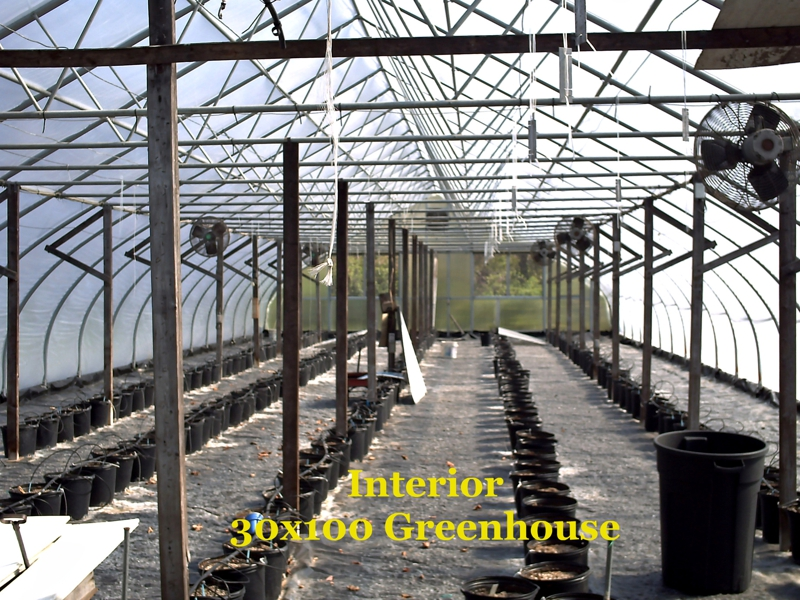 For Sale House With Hydroponic Greenhouses On 15 98 Acres
