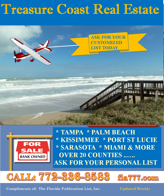 Freddie Mac, Port St Lucie, Real Estate, Treasure Coast, Homes for Sale, Fannie Mae, Foreclosures, www.fla777.com, Florida real estate, Welcome Center Realty, St Lucie County, Buying a Home, FHA