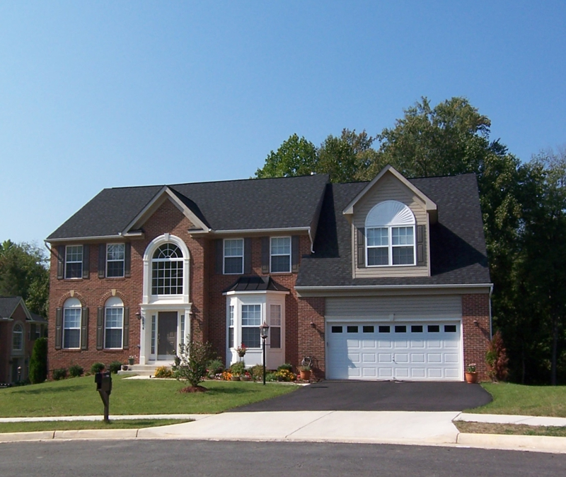 Ewills Mill Woodbridge VA-Completed Home