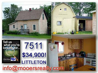 cheap homes,real estate,maine property,mooers realty,house,relocation