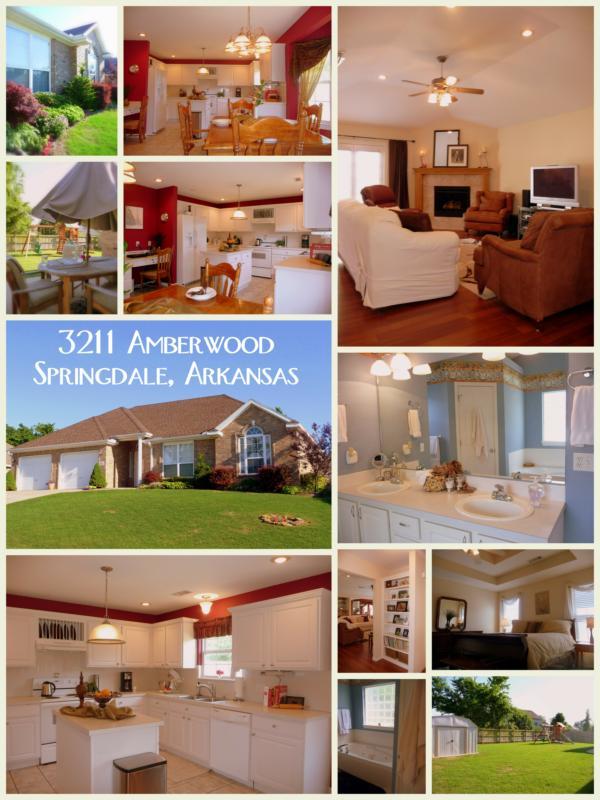 Home for sale in Springdale, Arkansas