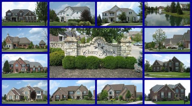 Cherry Brook community of Mason Ohio 45040