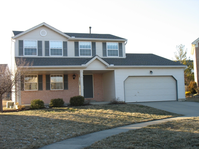 8421 Cameron Ct Mason Ohio home under contract