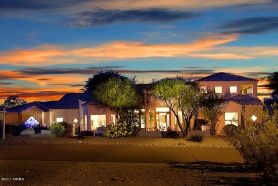 Luxurious Phoenix Arizona Homes For Sale 6 Bedroom Close To Downtown Phoenix Chase Field Alice Cooperstown