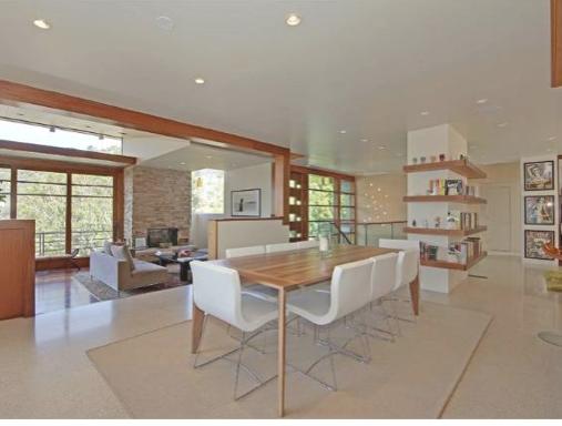 Los feliz mid century modern Mid century modern flooring