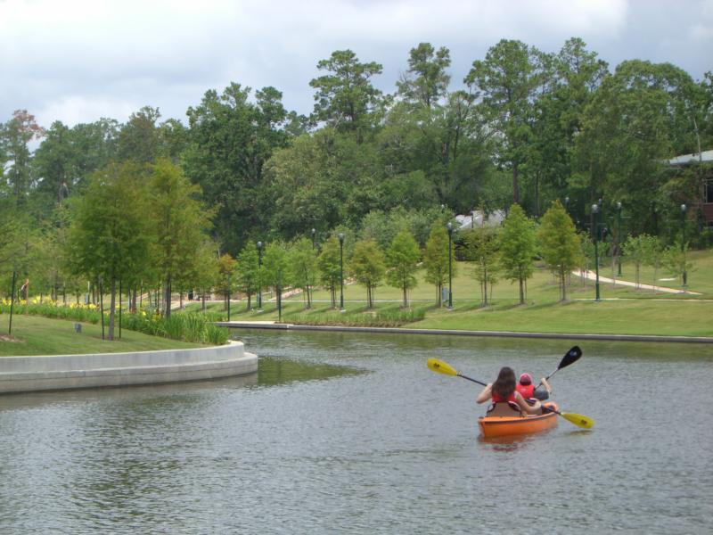 Image result for kayak date on Lake Woodlands houston tx