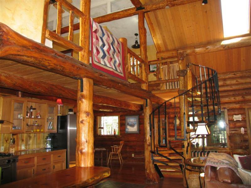 Interior Of The Great Room Loft