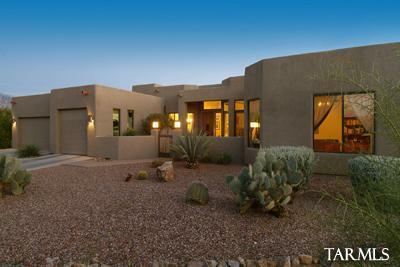 Oro Valley Az Contemporary Style Home For Sale