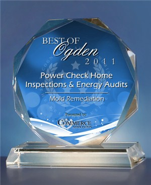 Ogden Utah Home Inspection Mold testing