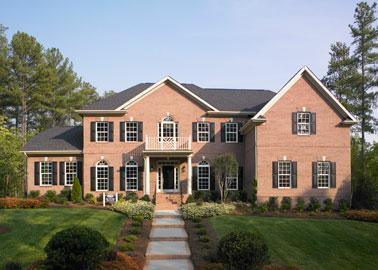 Model Home at Chesapeake Pointe