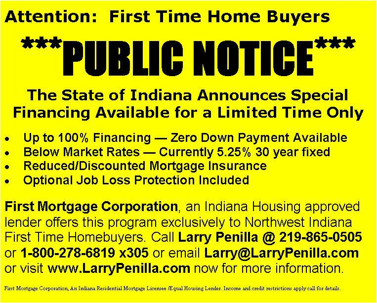The Best Damn First Time Home Buyer Program In Indiana