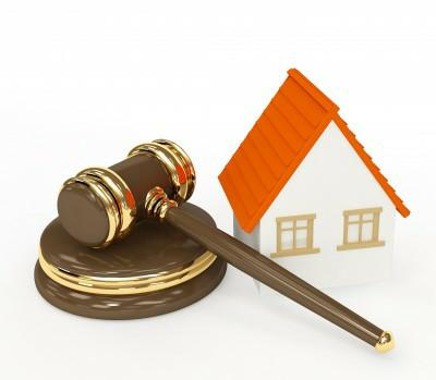 House with gavel