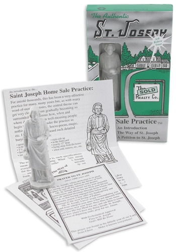 Whats The Correct Way To Bury That St Joseph Statue