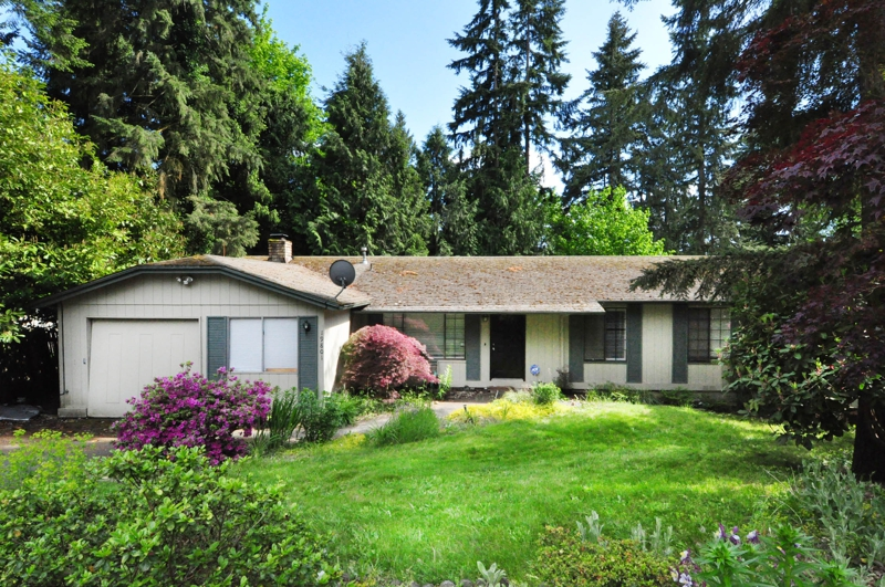 Homeward Residential Woodinville Short Sale