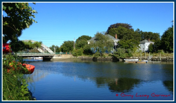 Wickford RI harbor in real estate