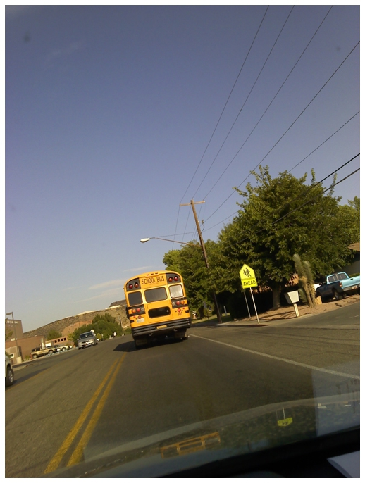 Back to School ~ Washington County School District ~ Southern Utah ~ Bus Schedules