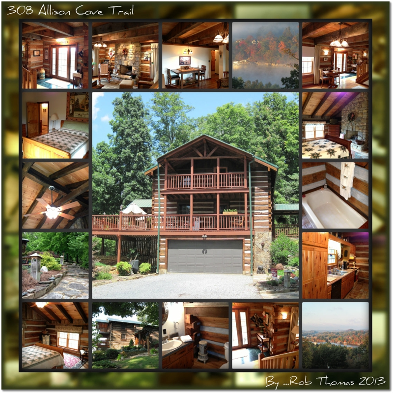 If You Are Looking For Amazing Log Homes For Sale In Tennessee Then