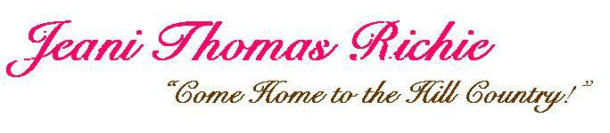 Jeani Thomas Richie, REALTOR