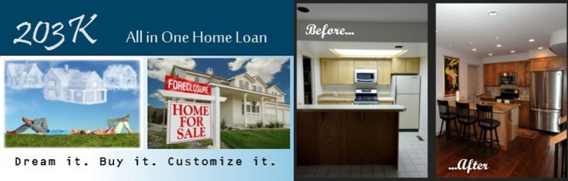Is A Fha 203k Rehab Loan Right For First Time Home Buyers