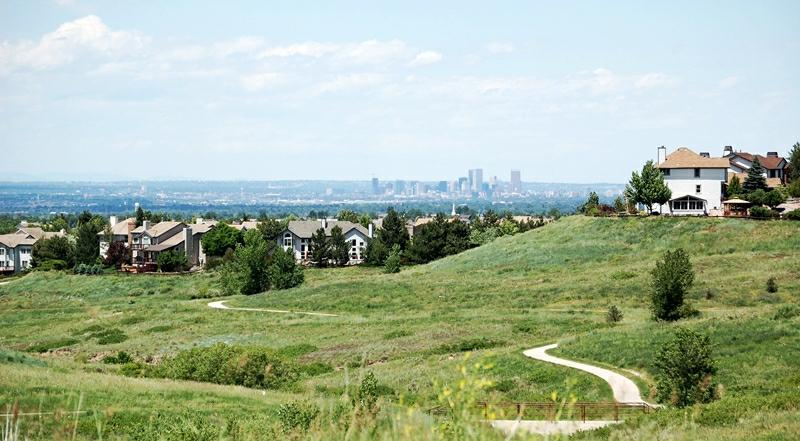 Views from Kentley Hills Highlands Ranch