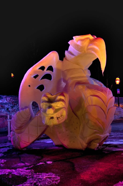 International Snow Sculpture Championships -Breckenridge Real Estate