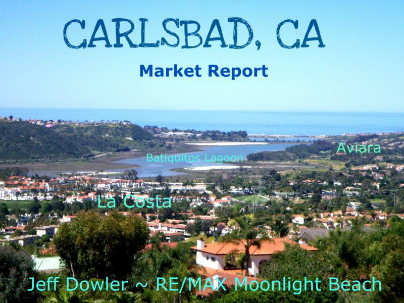Carlsbad real estate market report