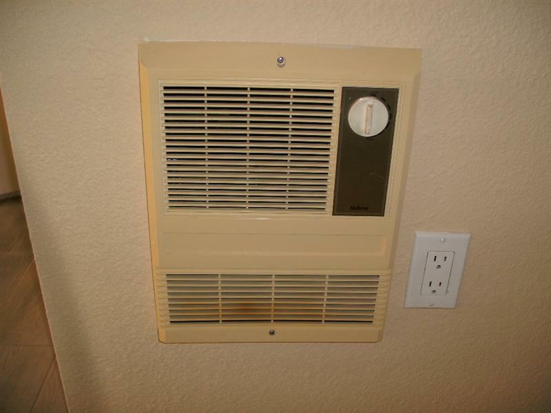 Wall Baseboard Heater