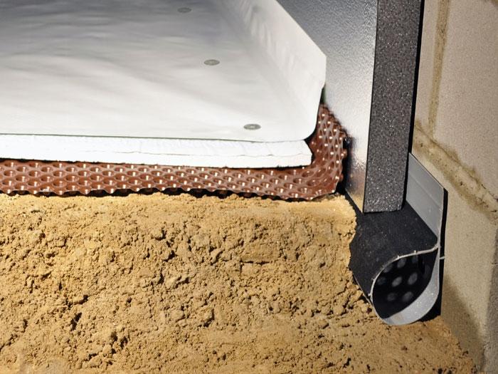 crawl space insulation in wa