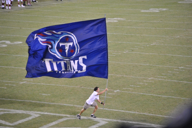 Tennessee Titans Football - Photo by Roland Woodworth