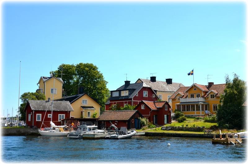 Stockholms Sk 228 Rg 229 Rd Archipelago Sweden Sverige