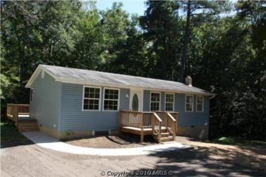 Home For Sale In Drum Point - $165,900!