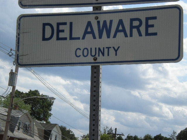 real estate delaware county