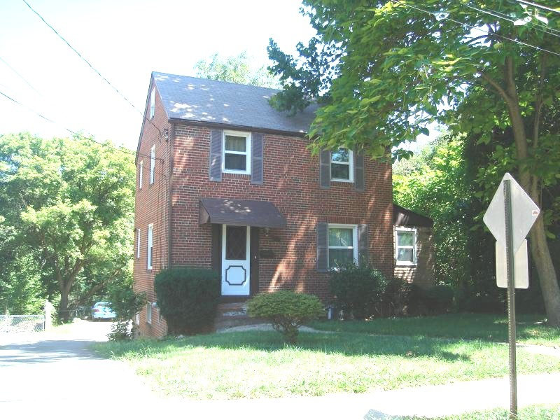 Dominique Dawes Childhood Home Silver Spring Takoma