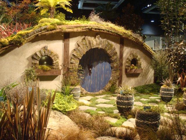 Seattle Garden Show Garden Show Hobbit House