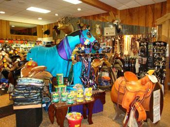 Equestrian Supplies At Tony's Saddle Shop Valparaiso Indiana