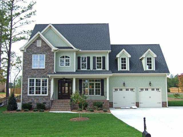 abbington subdivision apex  north carolina homes for sale
