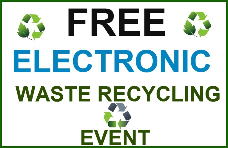 Loma Linda & Redlands Free Electronic Recycling Event