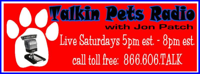 Talkin Pets header
