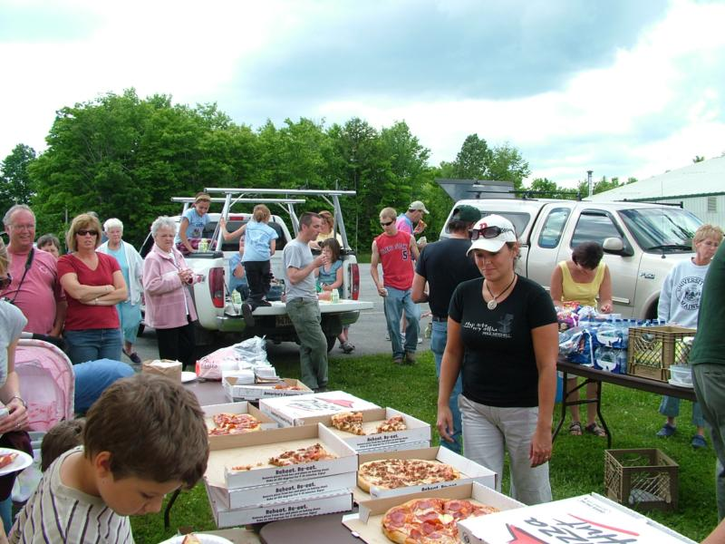 houlton maine, pizza party,soap box derby,aroostook county