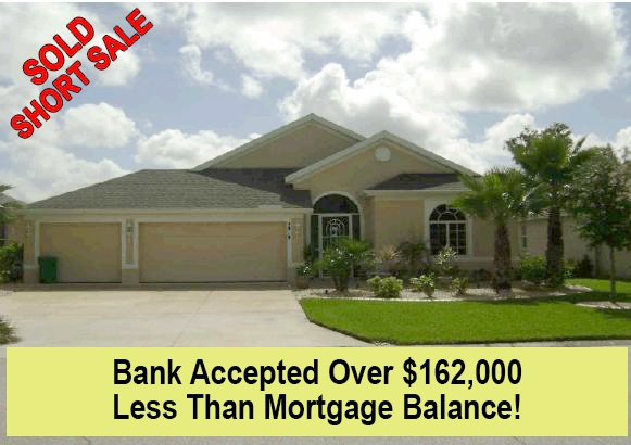 Successful Short Sale - SaraMana Properties - Florida