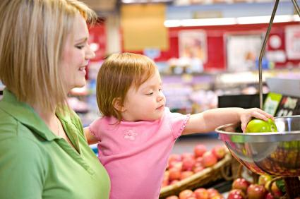 Grocery shopping - istockphoto