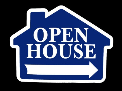 Open House in San Antonio Texas