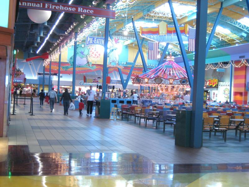 Lot  Food Court