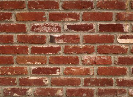 blogging brick wall
