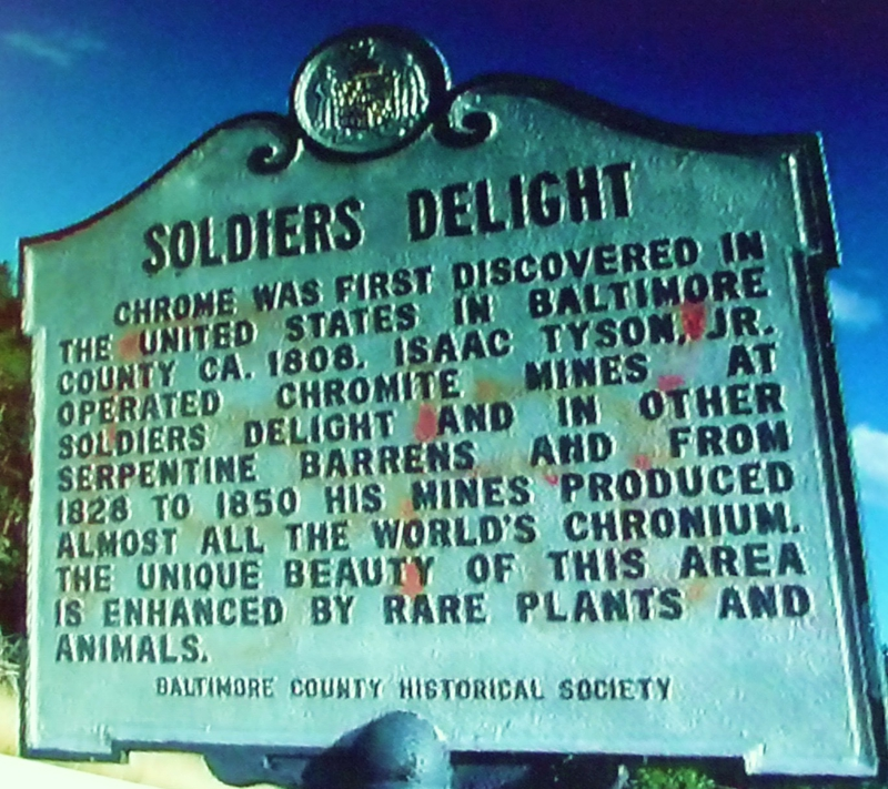 Soldier's Delight
