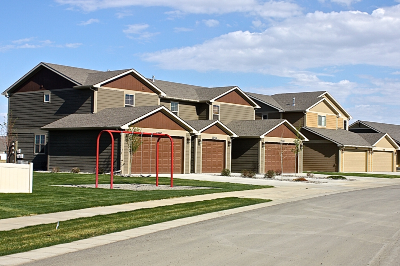 Grand Peaks Homes In Billings Mt
